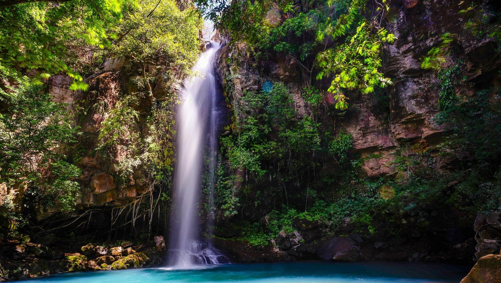 caraïbes et pacifique au Costa Rica