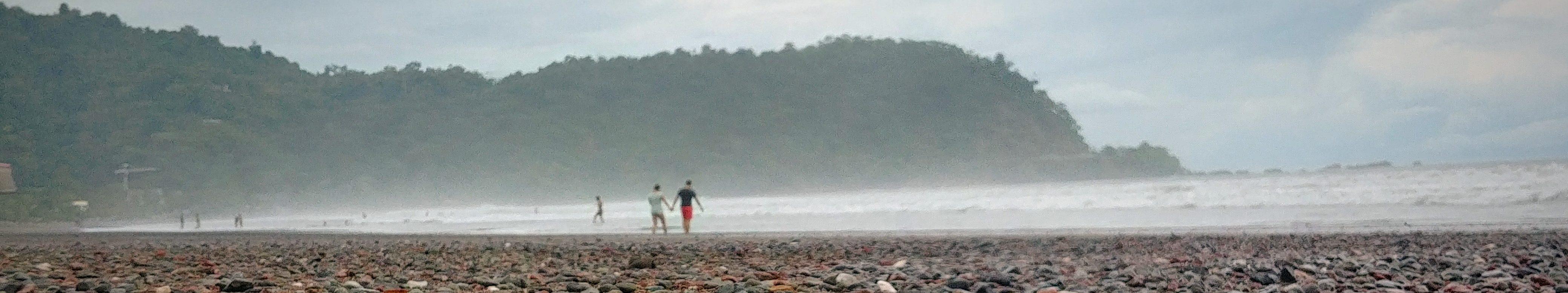 plage jaco costa rica voyage surf vacance