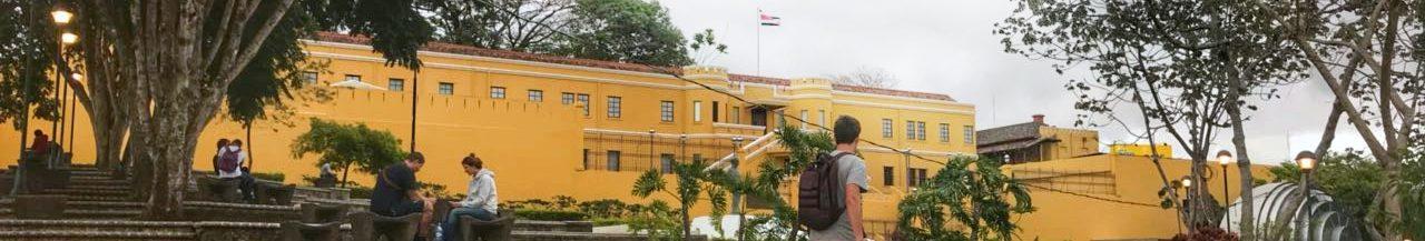 Musée National du Costa Rica costa rica voyage agence de voyage