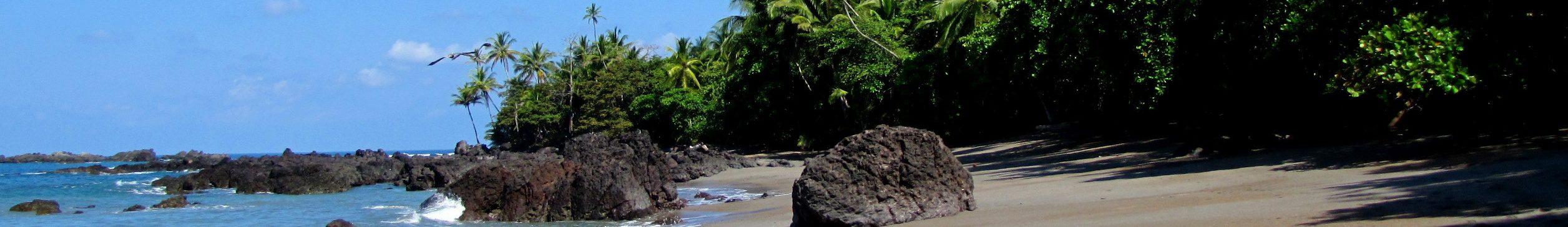 parc national de corcovado costa rica voyage plage