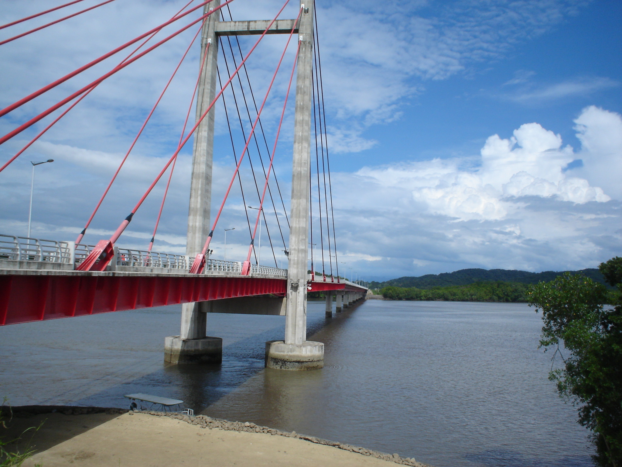 pont liberia amistad costa rica voyage