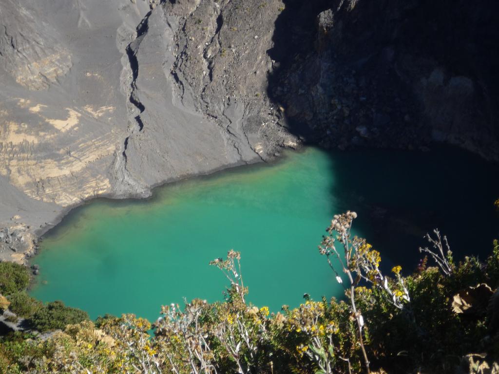 lac Irazú costa rica voyage agence de voyage