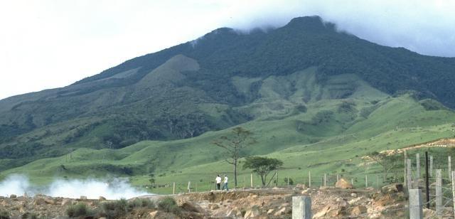 Volcans Miravilles costa rica voyage