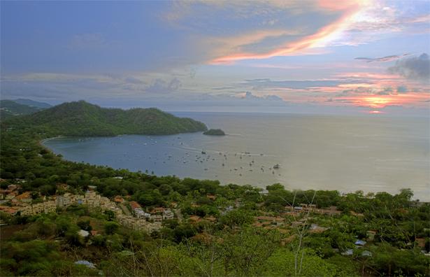 playa del coco guanacaste plage costa rica voyage francophone