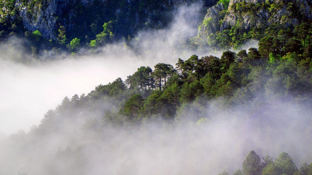 nuages Costa Rica, séjour au Costa Rica