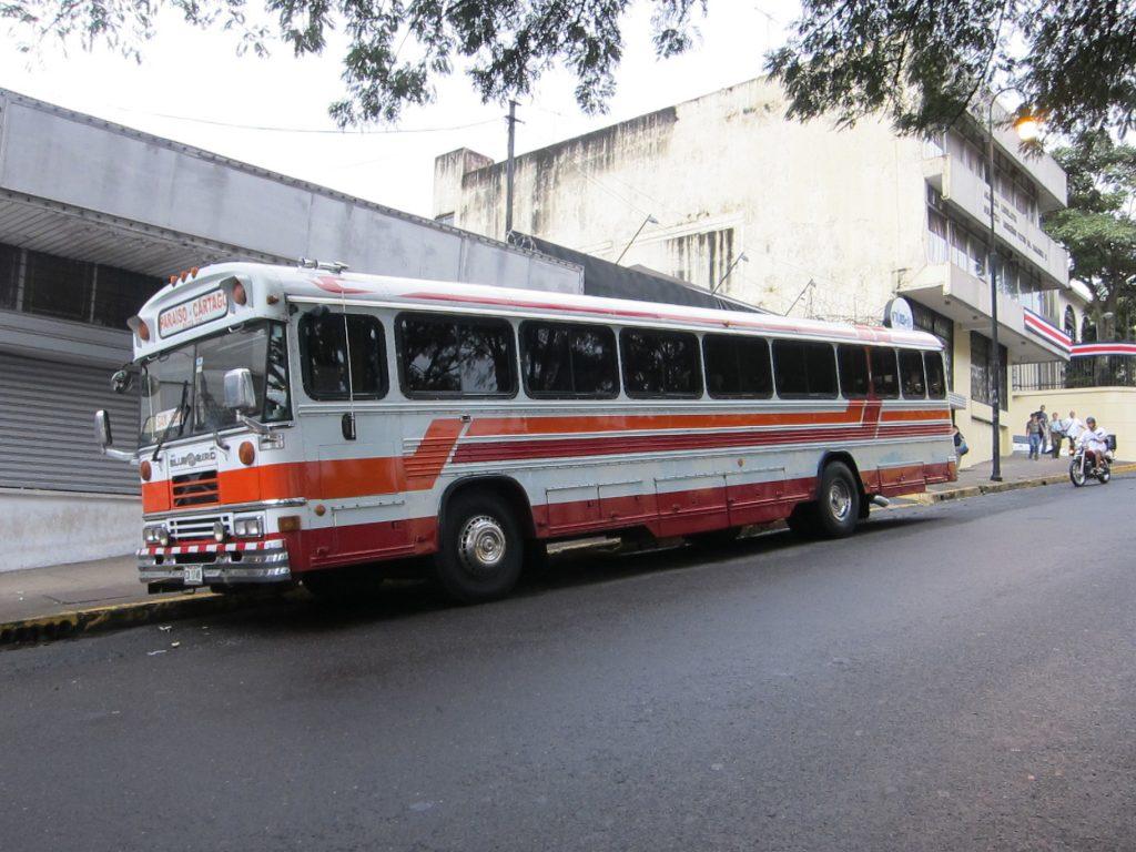bus électriques au Costa Rica, bus, costa rica voyage, agence francophone, sur mesure